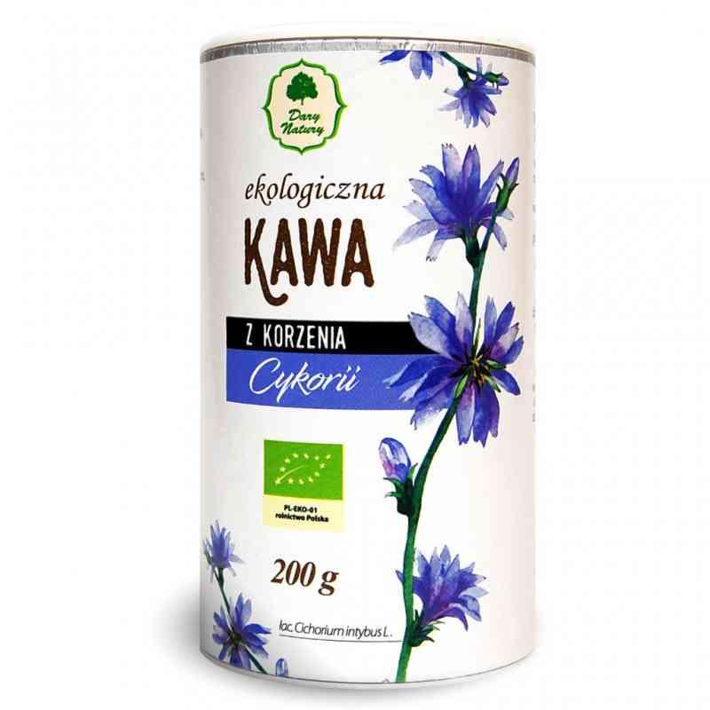 Ekologiczna kawa z korzenia CYKORII 200g Dary Natury