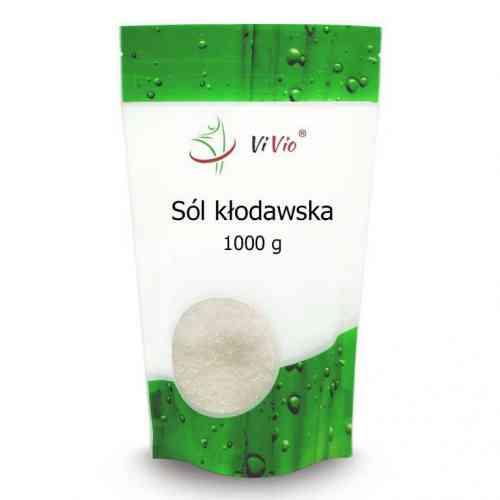 Sól kłodawska 1000g Vivio