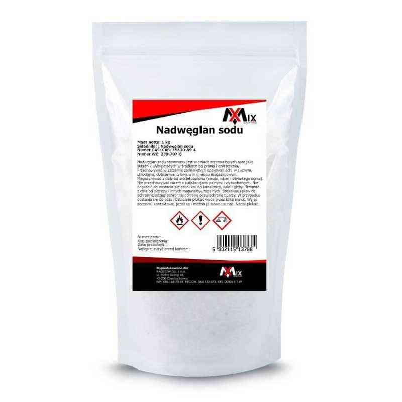 Nadwęglan sodu (aktywny tlen do prania) 1kg Vivio