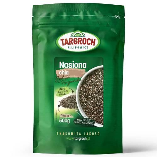 Nasiona CHIA 500g Targroch