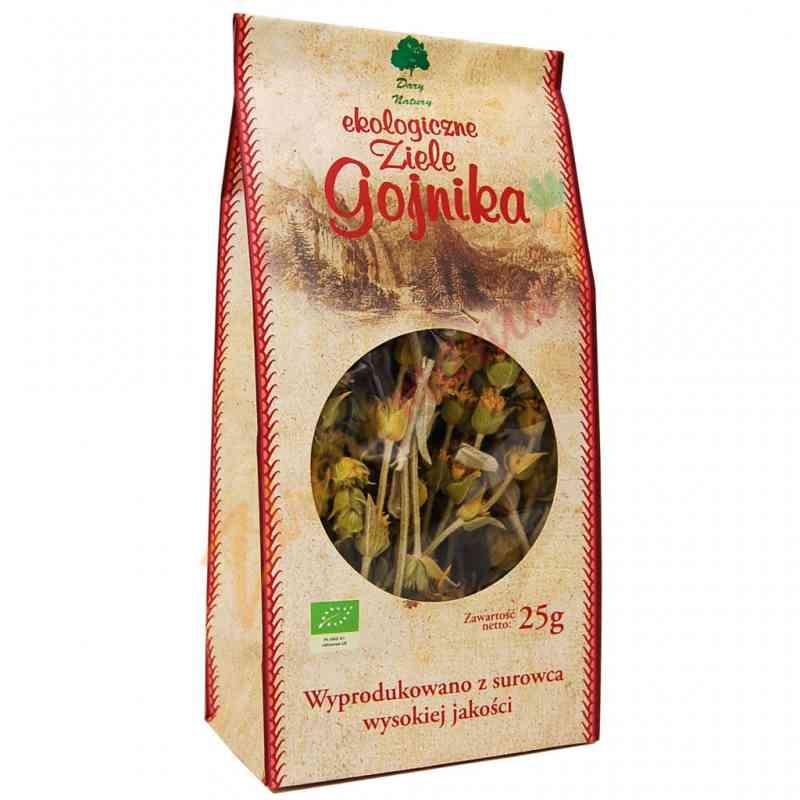 Herbata górska - gojnik ziele EKO 25g