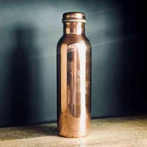 Indyjska butelka miedziana 0,8l