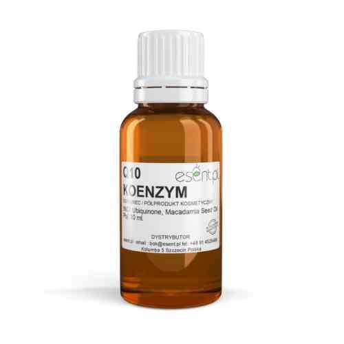 Koenzym Q10 w oleju makadamia 10ml Esent