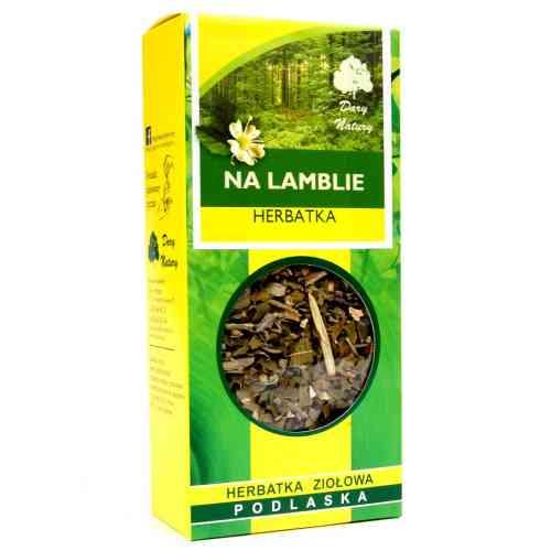 Herbata na Lamblie 50g sypana