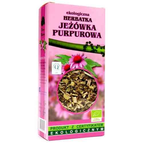 Jeżówka purpurowa, ekologiczna herbata 50g Dary Natury