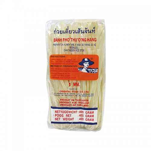 Makaron ryżowy 5mm bez glutenu 400g Farmer