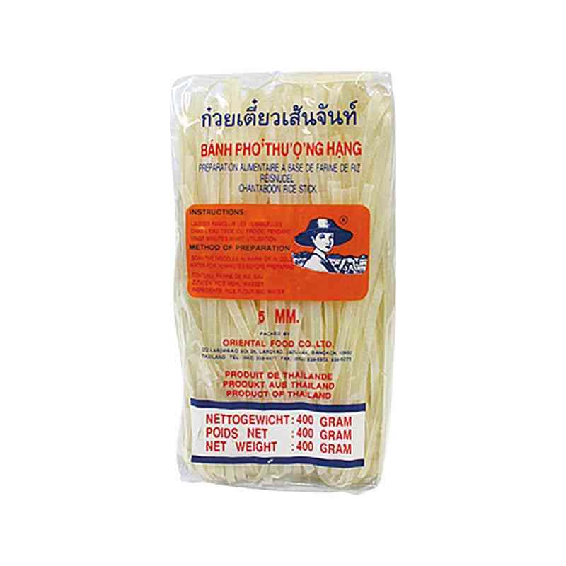 Makaron ryżowy 5mm 400g Farmer