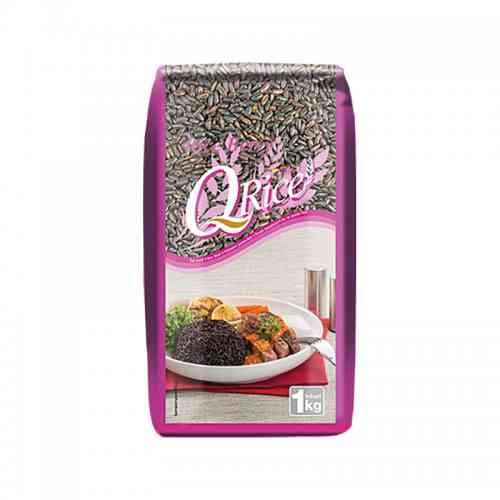 Czarny ryż jaśminowy 1kg Qrice