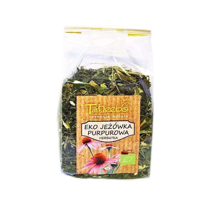 Ekologiczna JEŻÓWKA purpurowa ziele (Echinacea) 100g Taheebo