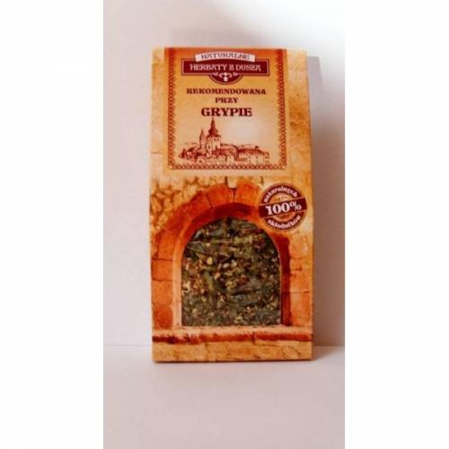 Herbatka z duszą rekomendowana PRZY GRYPIE 30g Taheebo