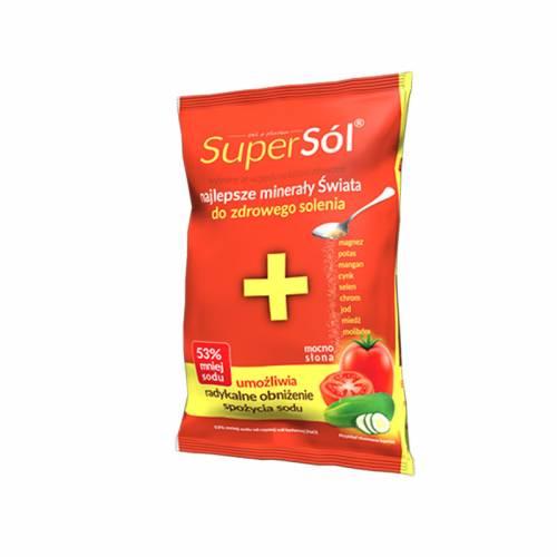 SuperSól 100g (saszetka) Polskie Warzelnie Soli
