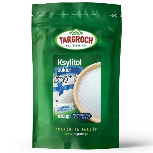 Ksylitol DANISCO fiński 1kg Targroch
