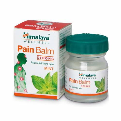 Balsam przeciwbólowy PAIN BALM strong 10ml Himalaya Herbals