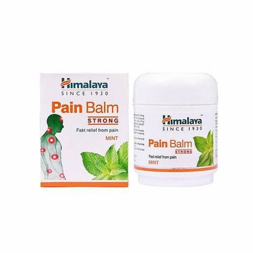 Balsam przeciwbólowy PAIN BALM strong 45ml Himalaya Herbals