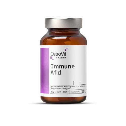 Kompleks IMMUNE AID na odporność 90 wege kaps. OstroVit Pharma