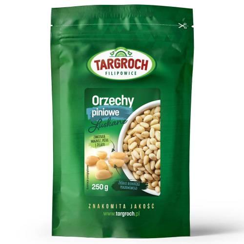 Orzechy piniowe 250g Targroch