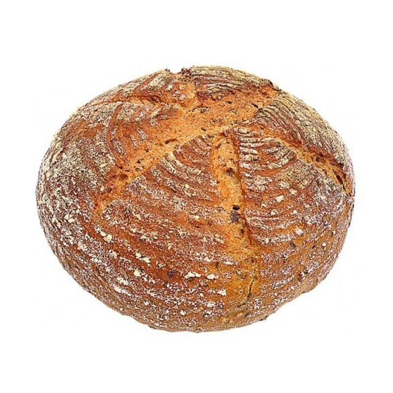 Mieszanka chleb DRWALA 500g Naturalnie Zdrowe