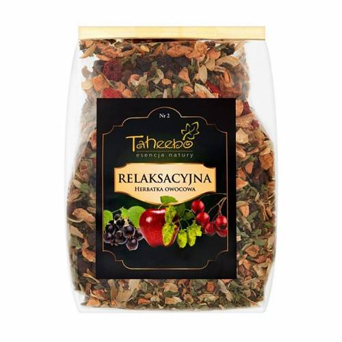 Herbata owocowa RELAKSACYJNA 200g Taheebo
