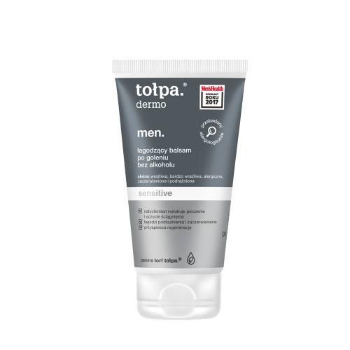 Łagodzący balsam po goleniu 125ml Tołpa Men sensitive