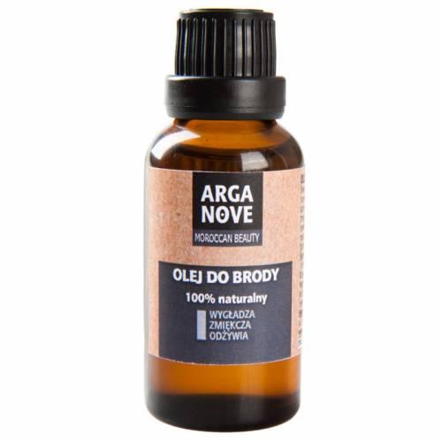 Naturalny olejek do brody i zarostu 30ml Arganove