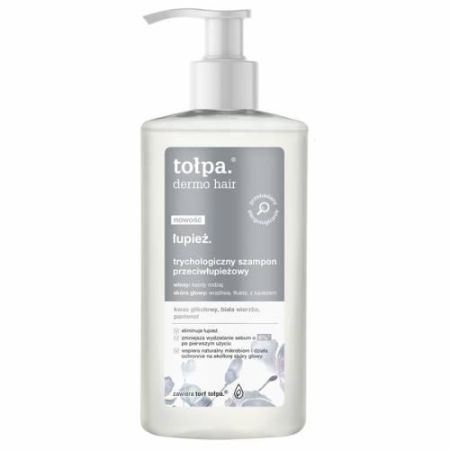 Trychologiczny szampon przeciwłupieżowy 250ml Tołpa dermo hair