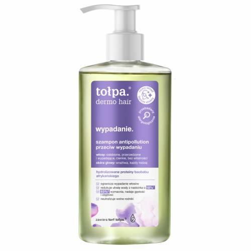Szampon antipollution przeciw wypadaniu 250ml Tołpa dermo hair