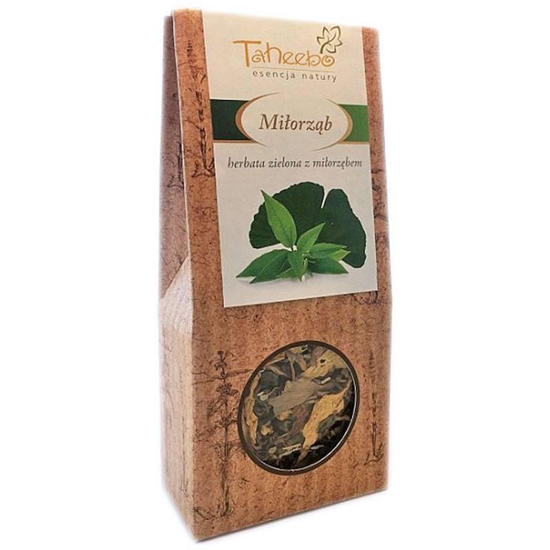 Herbatka zielona z MIŁORZĘBEM 50g Taheebo