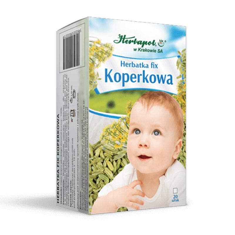 Herbata fix KOPERKOWA fix 20x2g Herbapol Kraków