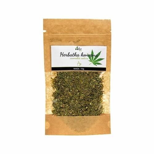 Herbata konopna (Cannabis Sativa) 50g Ale Ziółko