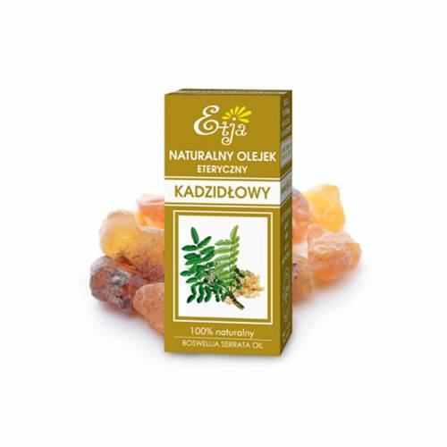 Naturalny olejek eteryczny KADZIDŁOWY (Boswellia Serrata Oil) 10ml Etja
