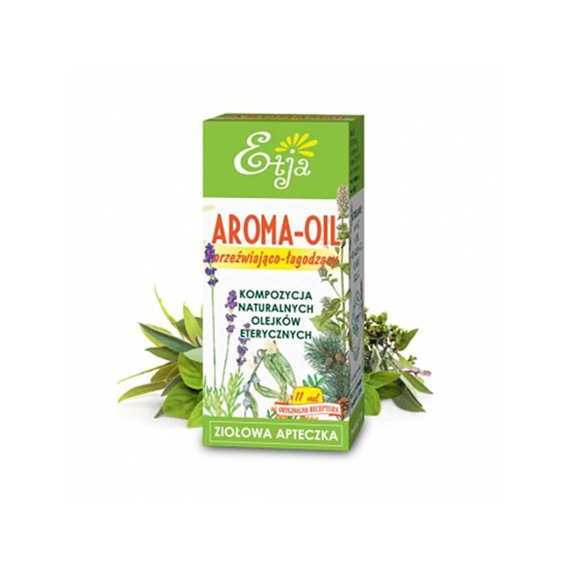 Naturalna kompozycja olejków eterycznych AROMA-OIL 10ml Etja
