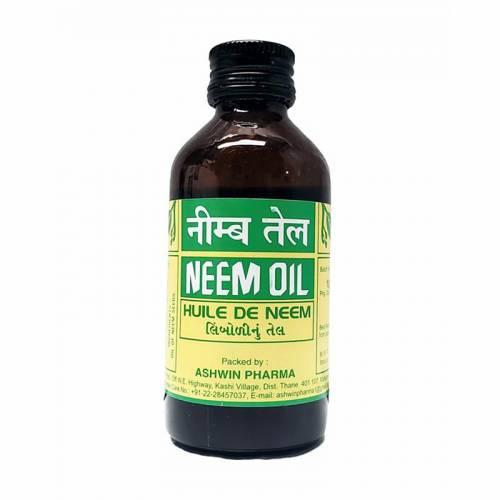 Olej z miodli indyjskiej NEEM 100ml Ashwin Pharma