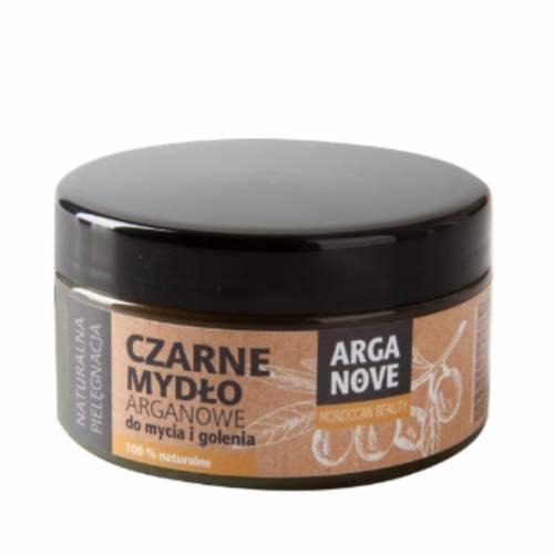 Czarne mydło Savon Noir ARGANOWE 100g Arganove