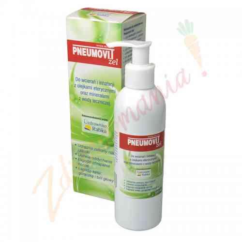 Pneumovit na drogi oddechowe - żel 200ml