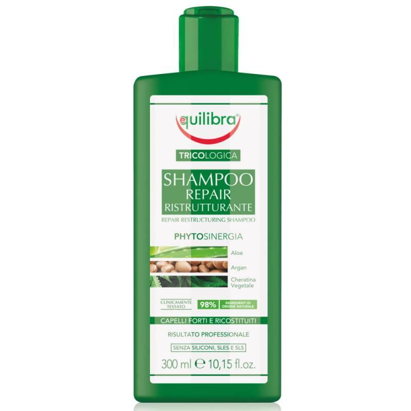 Naprawczy szampon restrukturyzujący 300ml Equilibra Tricologica