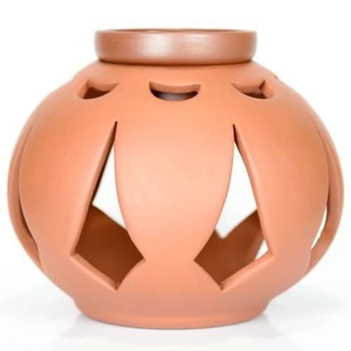 Ceramiczny kominek kulisty do aromaterapii DIAMENT Green Village