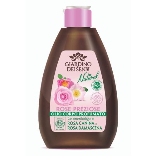 Perfumowany olejek do ciała SZLACHETNE RÓŻE 150ml Giardino Dei Sensi