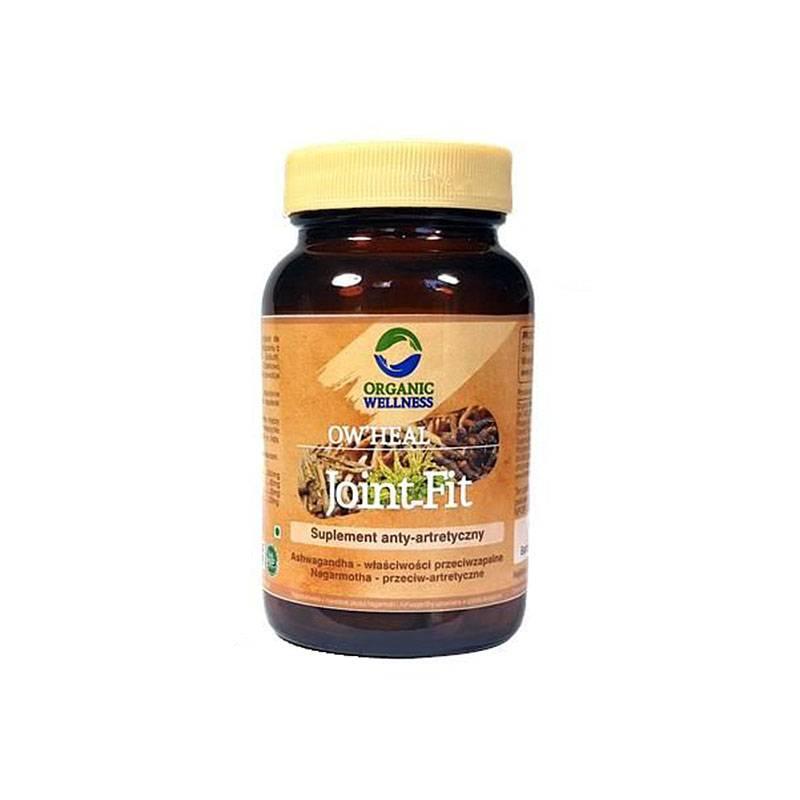 JOINT FIT 60 tab. Organic Wellness