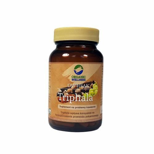 TRIPHALA 480mg 60 tab. Organic Wellness