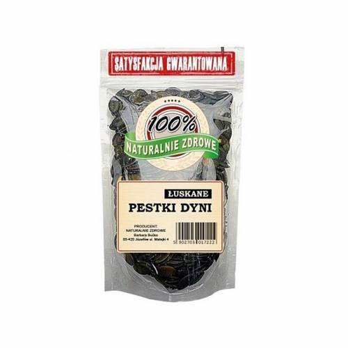 Pestki DYNI łuskane, polskie 1kg Naturalnie Zdrowe