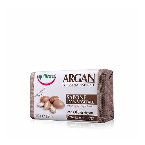Naturalne mydło ARGANOWE do twarzy i ciała 100g