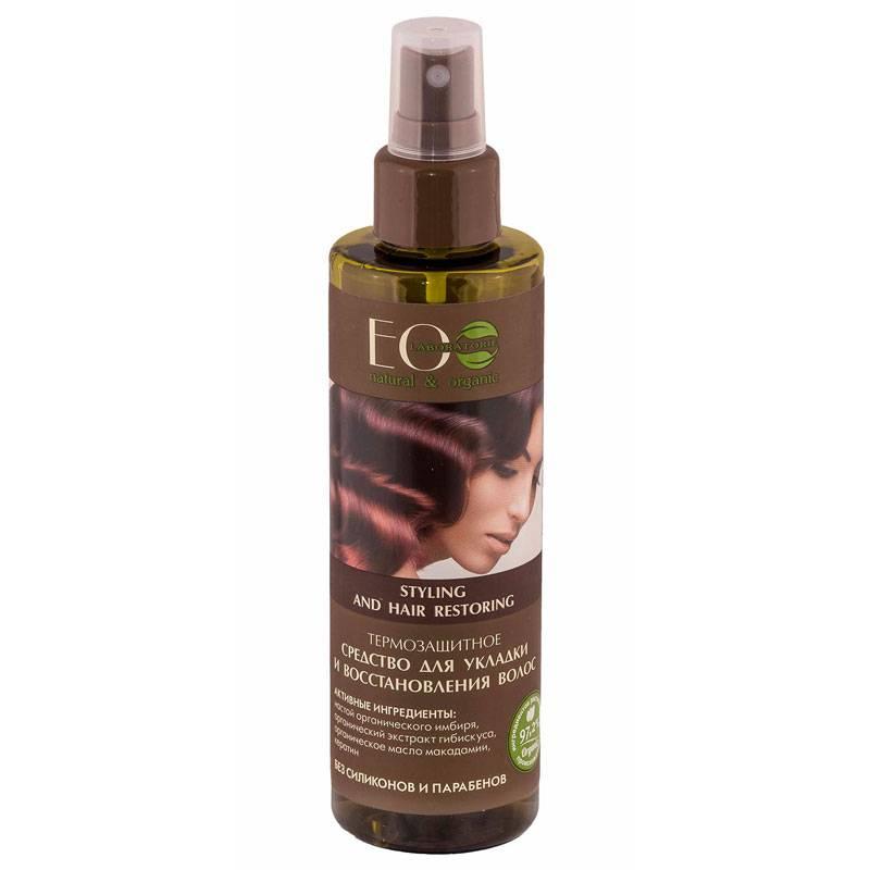 Spray do włosów TERMOAKTYWNY 200ml Ecolab