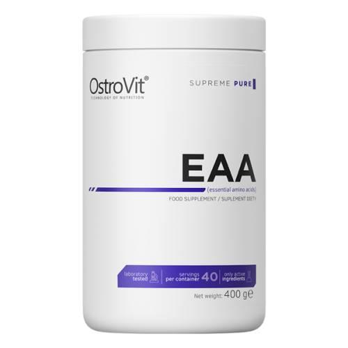Aminokwasy EAA 400g Ostrovit Supreme Pure