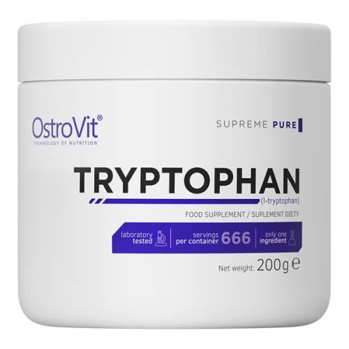 Aminokwas TRYPTOPHAN L-tryptofan 200g OstroVit Supreme Pure
