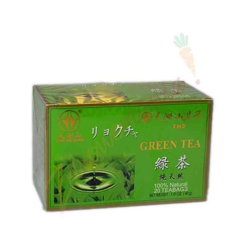 Herbata zielona chińska 20 torebek 40 gram