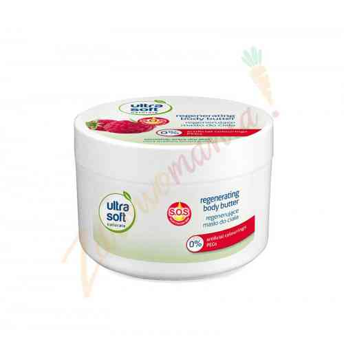 Regenerujące masło do ciała 300 ml, Ultra Soft Naturals