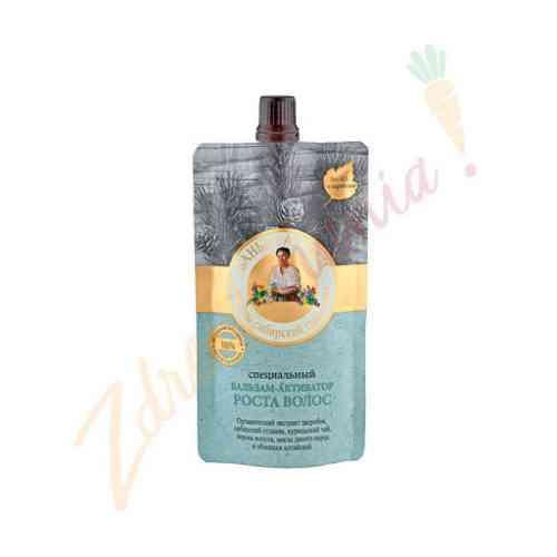 Specjalny balsam przyśpieszający wzrost włosów 100 ml, Bania Agafii