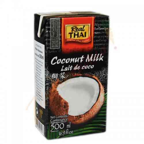 Mleczko kokosowe 500 ml Real Thai