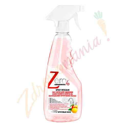 Środek do mycia szkła i luster na bazie naturalnego octu 420 ml, ZERO
