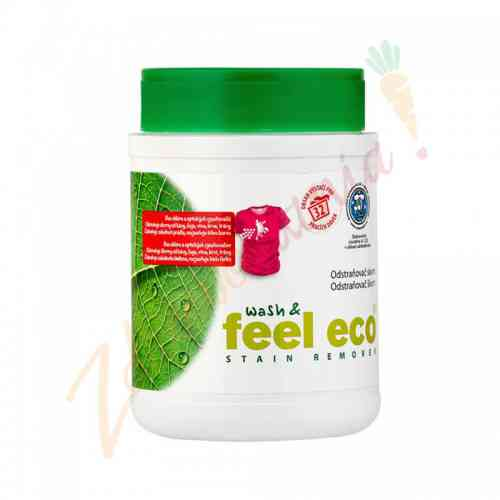 Odplamiacz i wybielacz do tkanin 800 g, Feel Eco